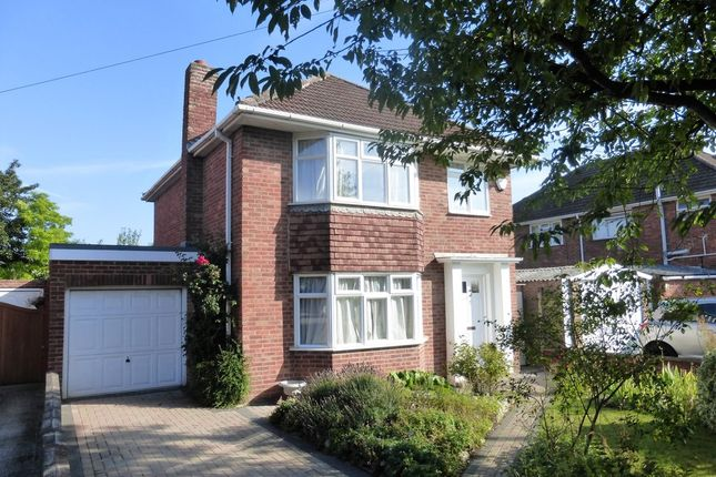 Thumbnail Detached house for sale in Lambourne Close, Longlevens, Gloucester