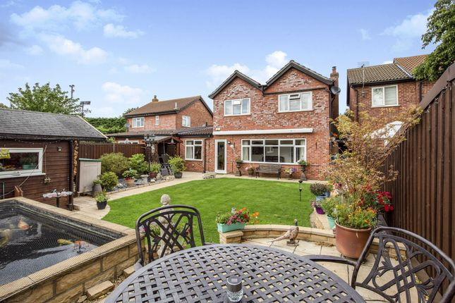 4 bed link-detached house for sale in Factory Lane, Roydon, Diss IP22