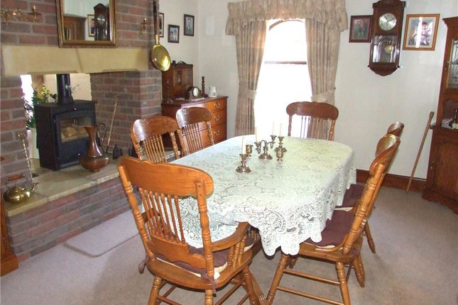 Dining Room of Bryant Lane, South Normanton, Alfreton DE55