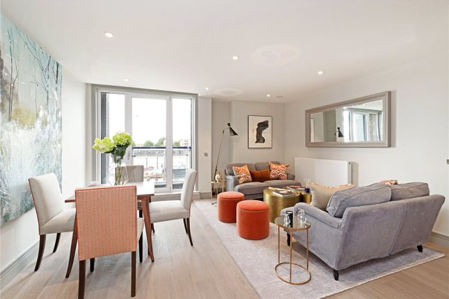 Thumbnail Flat for sale in Ivory House, Clove Hitch Quay, Battersea, London