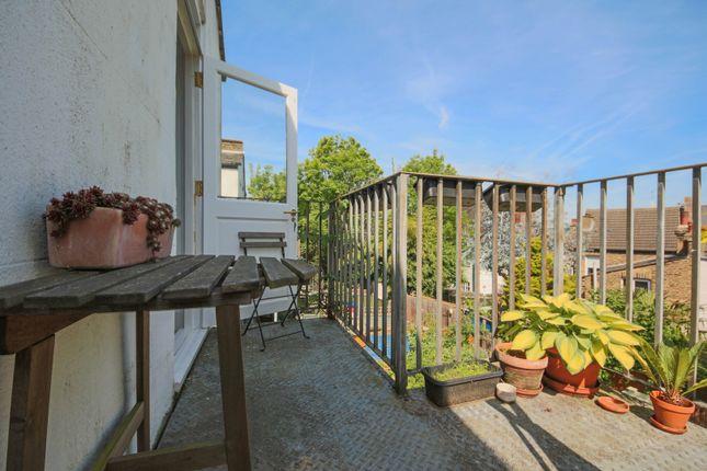 Balcony of Gipsy Road, West Norwood SE27