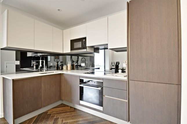 Kitchen of Porteus Apartments, Britannia Road, Fulham, London SW6