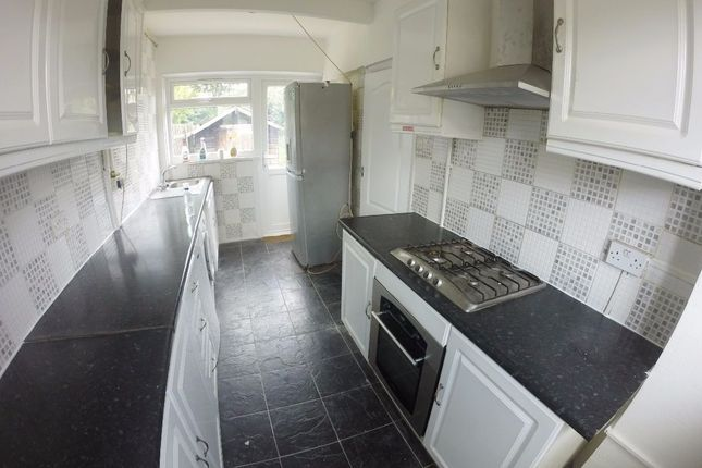 Thumbnail Semi-detached house to rent in Manaton Crescent, Southall