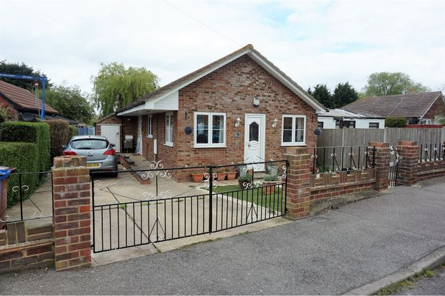 Thumbnail Detached bungalow for sale in Warden View Gardens, Leysdown-On-Sea