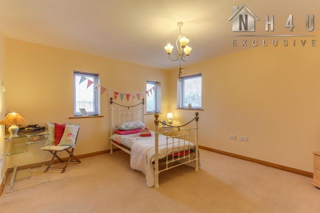 Bedroom Three: of Cilcain Road, Pantymwyn, Mold CH7