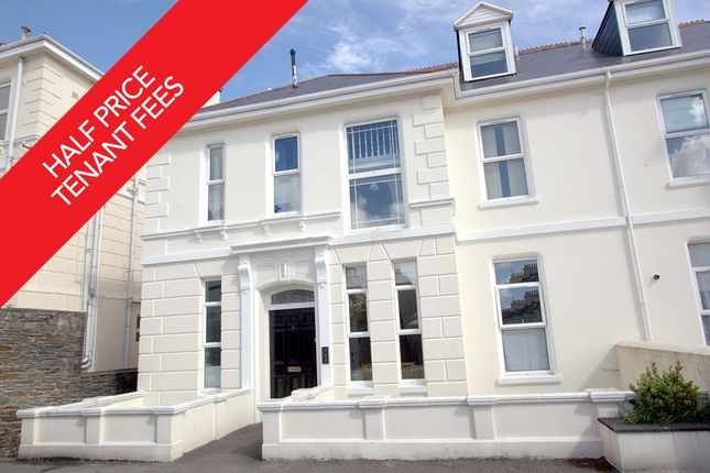 Thumbnail Flat to rent in Wilderness Road, Mannamead, Plymouth