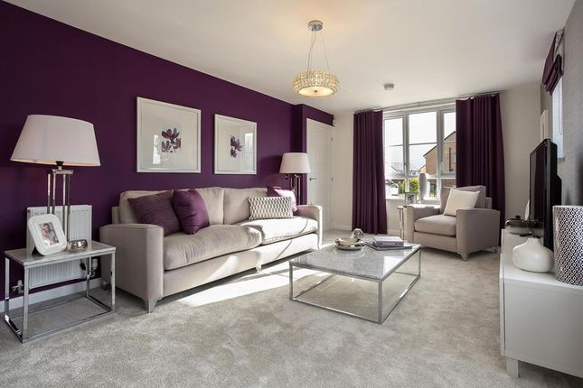 "4 bedroom detached house for sale in ""Craigston"" at Kildean Road, Stirling"