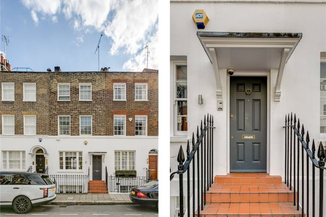 4 bed terraced house for sale in Montpelier Place, London SW7