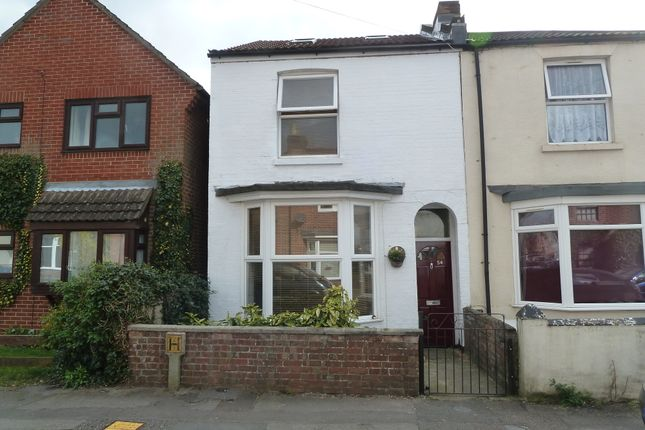 Thumbnail End terrace house for sale in Ivy Road, Southampton