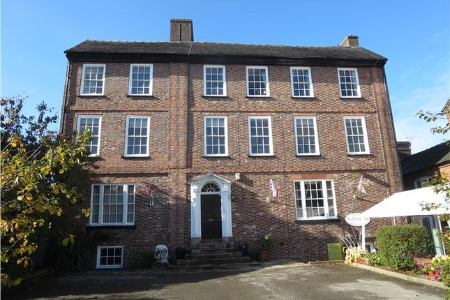 Thumbnail Commercial property for sale in Bowhill House, Main Road, Betley, Crewe, Staffordshire