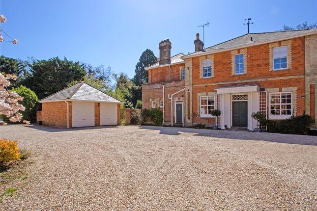 Thumbnail Semi-detached house for sale in Lavender Park, Swinley Road, Ascot, Berkshire