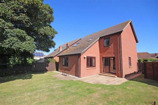 Thumbnail Detached house for sale in Anchorage Close, Wall Park Area, Brixham