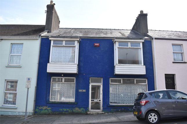 Thumbnail Terraced house for sale in Ferry House, Pembroke Street, Pembroke Dock, Pembrokeshire