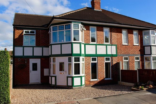 Thumbnail Semi-detached house to rent in Lynton Road, Chilwell