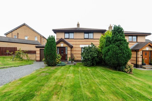 Thumbnail Semi-detached house for sale in Old Mill Rise, Dundonald