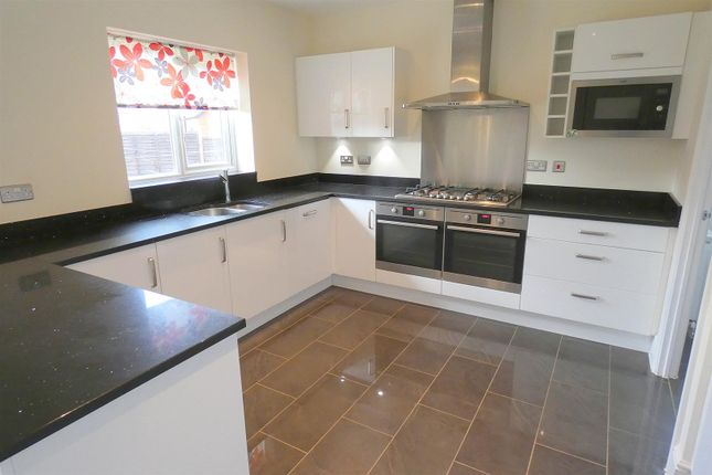 Thumbnail Detached house for sale in Gundulf Road, Meon Vale, Stratford-Upon-Avon
