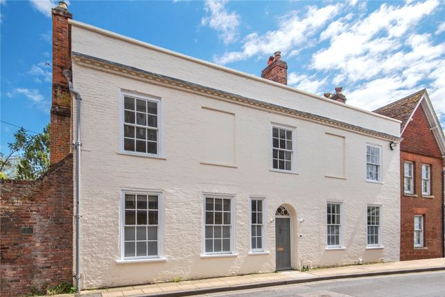 Thumbnail Terraced house to rent in Kingsgate Road, Winchester, Hampshire