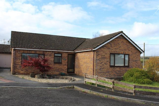 3 bed detached bungalow for sale in Penygroes Road, Caerbryn, Ammanford