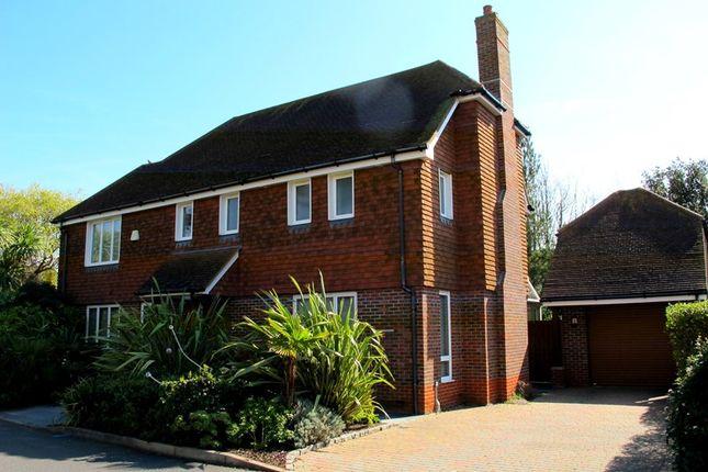 Thumbnail Detached house for sale in Swordfish Close, Stubbington, Fareham