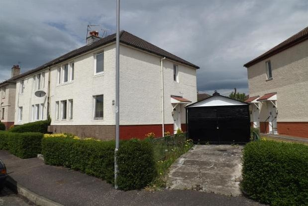 Thumbnail Flat to rent in Colinslee Drive, Lochfield, Paisley