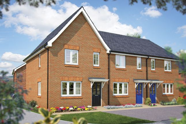 """Semi-detached house for sale in """"The Leamington"""" at Stonebow Road, Drakes Broughton, Pershore"""