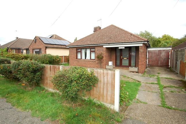Thumbnail Detached bungalow for sale in Green Lane, Tiptree, Colchester