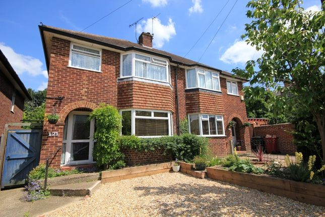 Thumbnail Semi-detached house for sale in Highgrove Street, Reading