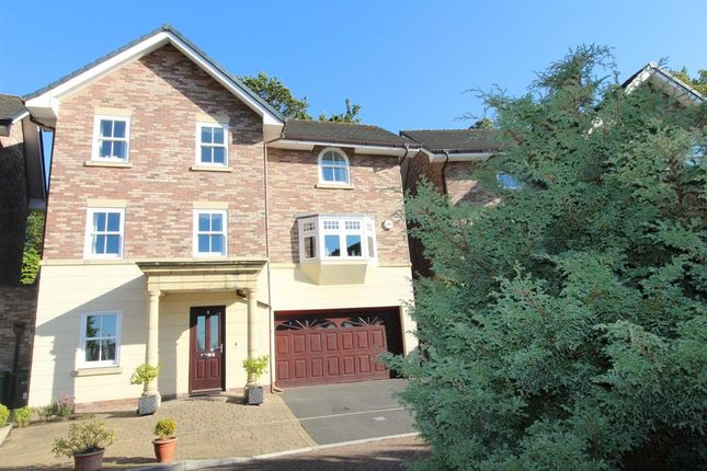 Thumbnail Detached house for sale in Mill Rise, Helsby, Cheshire