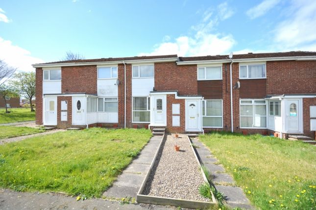 Thumbnail Terraced house to rent in Netherton Close, Chester Le Street