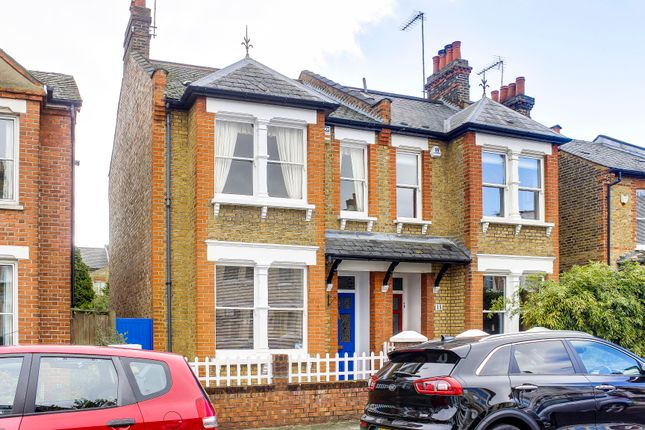 3 bed semi-detached house for sale in Bedford Road, London N2