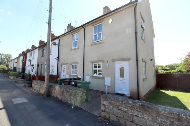 Thumbnail End terrace house to rent in Allanfield Terrace, Wetherby