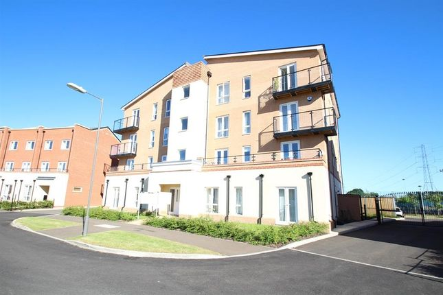 Thumbnail Flat to rent in Nicholas Charles Crescent, Aylesbury