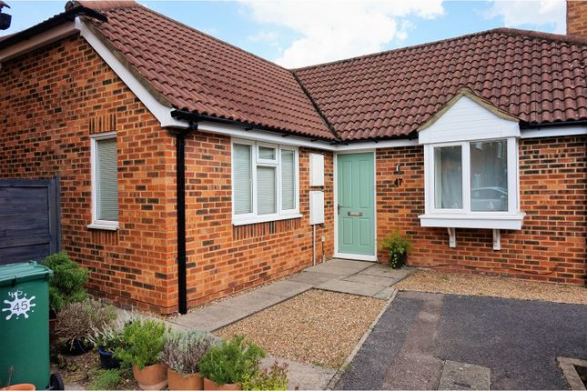 Thumbnail Detached bungalow for sale in Budgen Drive, Redhill