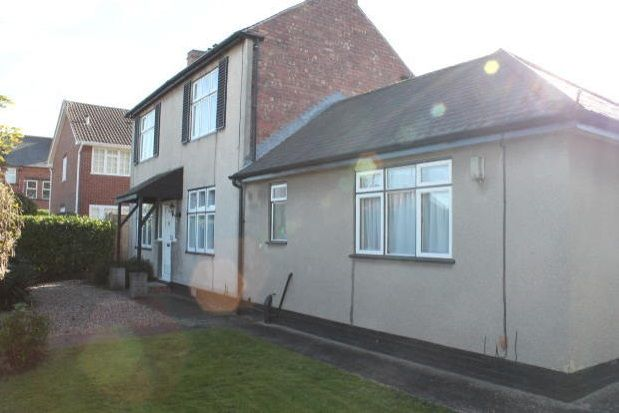 Thumbnail Detached house to rent in Grantham Road, Radcliffe-On-Trent, Nottingham