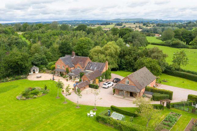 Rural houses for sale in the Midlands - John German