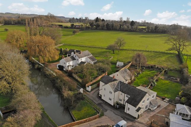 Aerial Shot of Brewhouse Lane, Long Buckby, Northampton NN6