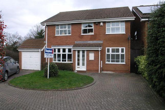 Thumbnail Detached house for sale in Cherry Tree Lane, Hayley Green, Halesowen