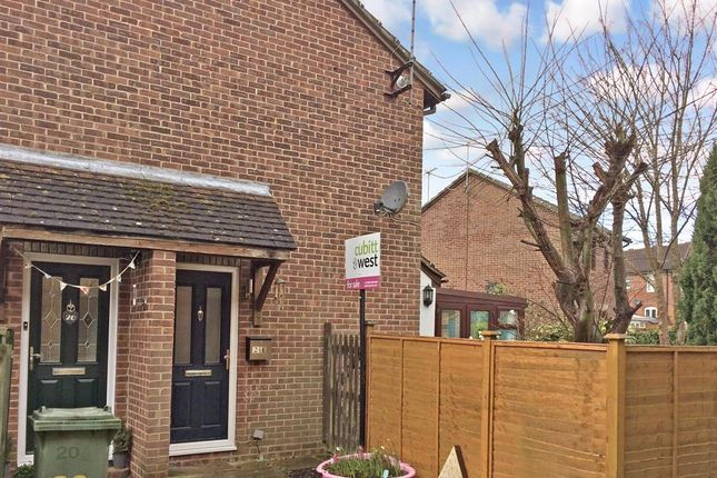 1 bed terraced house for sale in Farnefold Road, Steyning, West Sussex