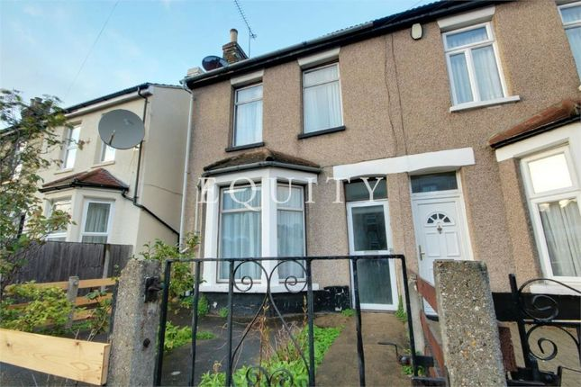 Thumbnail End terrace house for sale in Lincoln Road, Enfield