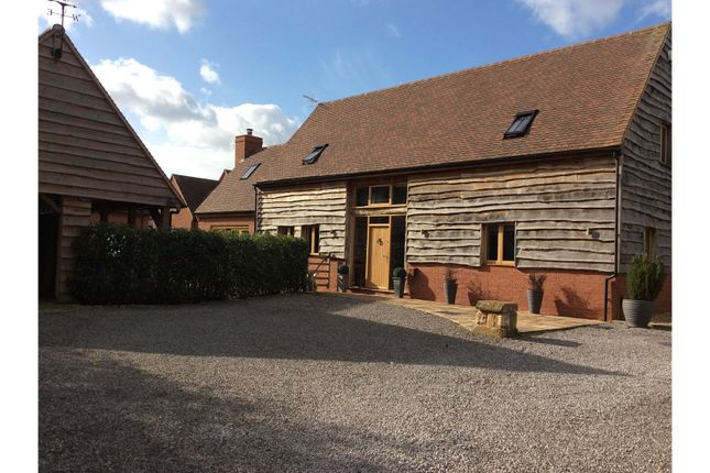 Thumbnail Barn conversion for sale in High Street, Honeybourne