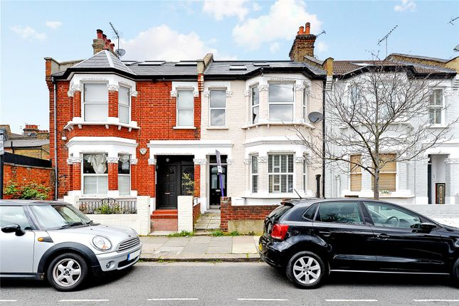 Thumbnail Terraced house for sale in Kingwood Road, Fulham, London