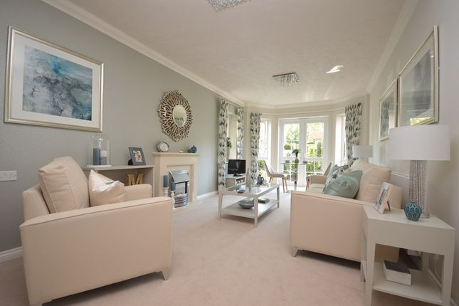 Thumbnail Flat for sale in Knights Lodge, North Close, Lymington, Hampshire