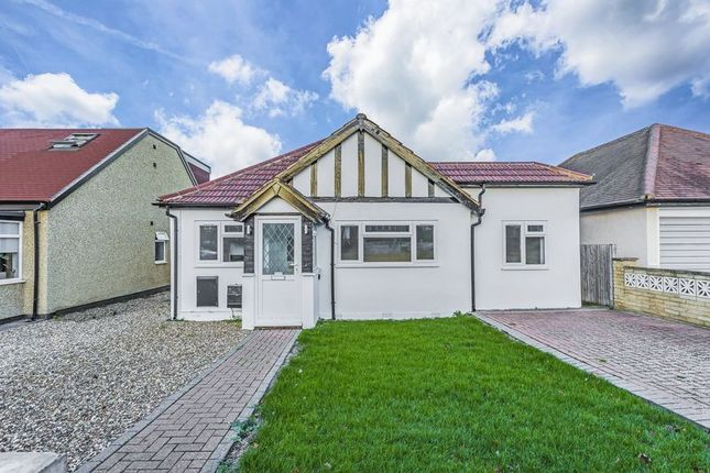 Thumbnail Detached bungalow for sale in Clarkes Avenue, Worcester Park