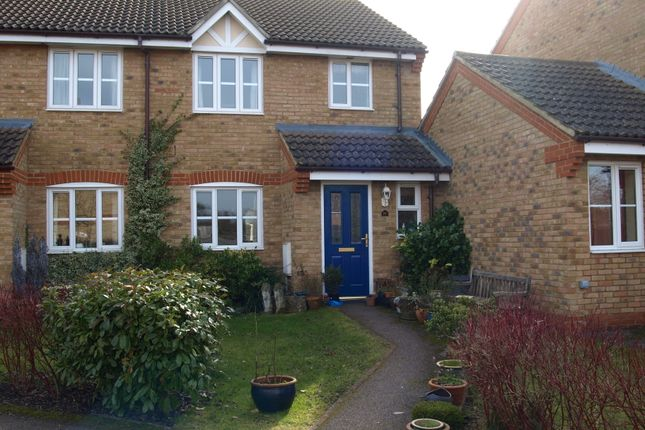 Thumbnail Semi-detached house to rent in Pound Close, Upper Caldecote