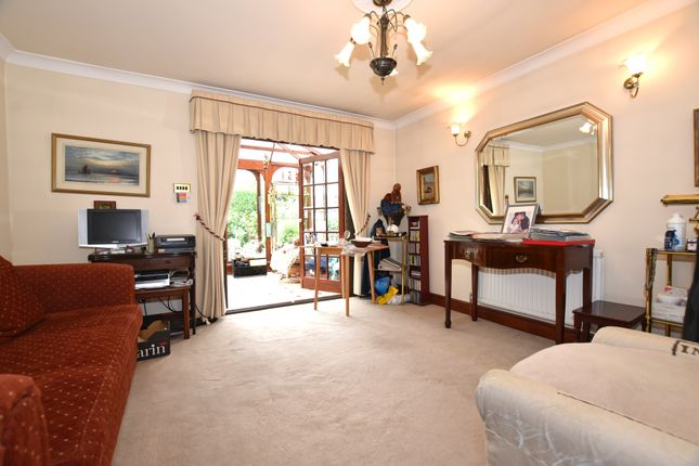 Thumbnail Detached house for sale in The Rise, London
