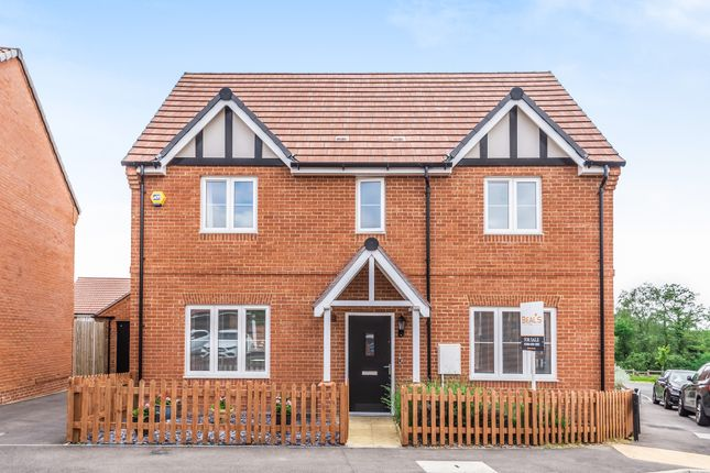 4 bed detached house for sale in Chiltern Crescent, Fair Oak, Eastleigh SO50