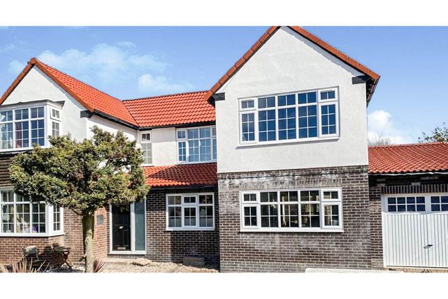 Thumbnail Detached house for sale in Main Street, Woodborough, Nottingham