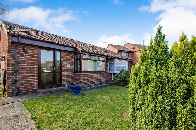 Thumbnail Bungalow for sale in The Meadows, Hull