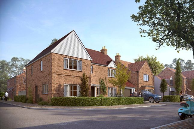 Thumbnail Detached house for sale in West Street, Comberton, Cambridge, Cambridgeshire