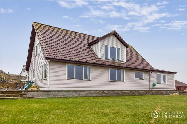 Thumbnail Detached house for sale in 1 Ladies Mire, Brae, Shetland